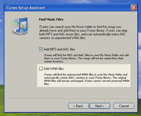 Rescue My Music from Windows Media Player WMA to MP3?