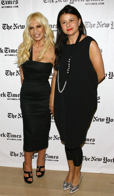 Donatella & Tracey: Strange Bedfellows