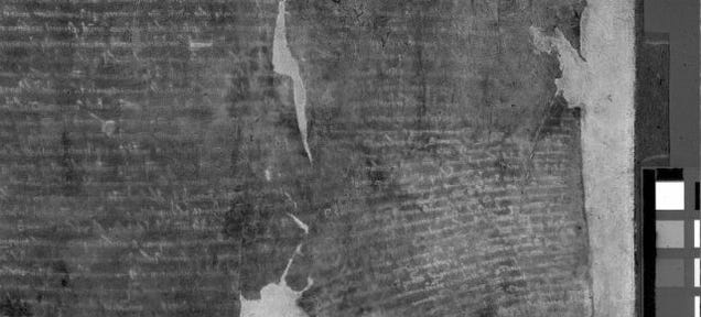 Multispectral Imaging Found Magna Carta Passages Lost for 250 Years