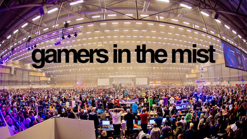 The Sights, Lights (and Imagined Smells) of the World's Biggest LAN Party
