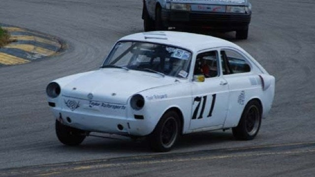 COTD: Fast car slow car fast edition