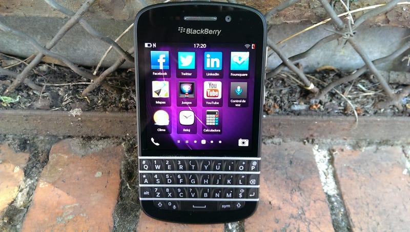 Análisis del BB Q10: el móvil perfecto (para adictos a BlackBerry)