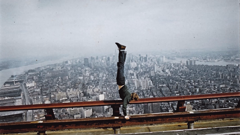 Man on Wire: How One Man Walked on a Tightrope Between the Twin Towers