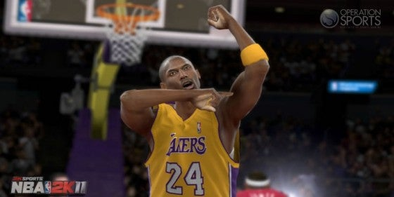 NBA 2K11's Player Ratings Bring The Heat