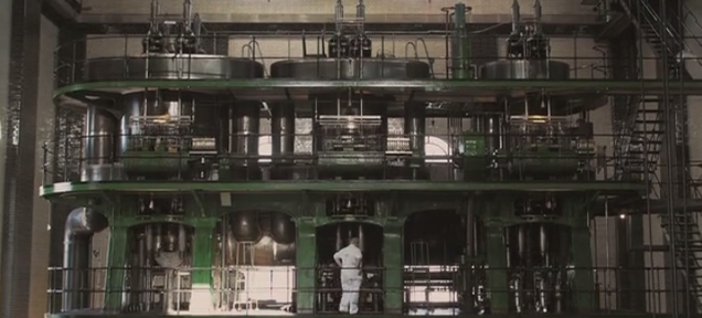 This Working Steam Engine Is the Size of an Apartment Block