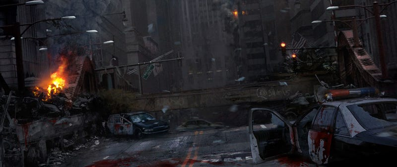 The World War Z Game That Could Have Been