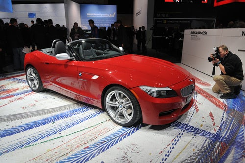 Gallery: 2010 BMW Z4 sDrive 35iS