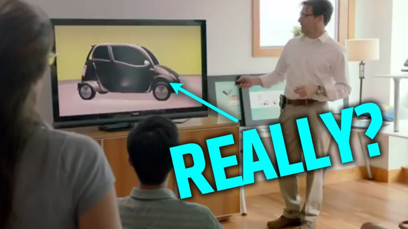 HBO Has A New Movie About Electric Cars But They Can't Design One