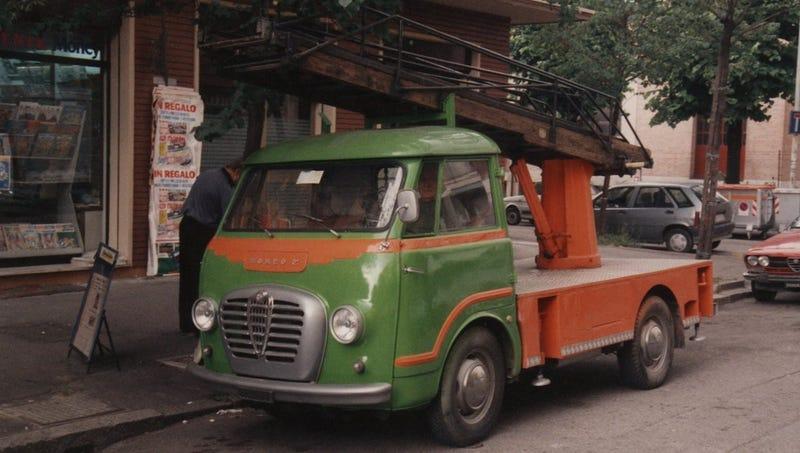 The Greatest Italian Work Vehicles