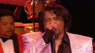 Kick Your Weekend Off Right With the Godfather of Soul