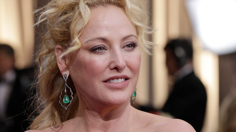 Virginia Madsen Spills the Secret to Aging Well; Has the Rare Distinction of Kissing Morgan Freeman Onscreen