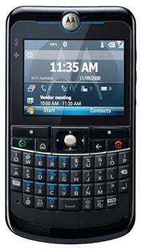 Motorola Q11 Smartphone Lacks 3G, Common Sense