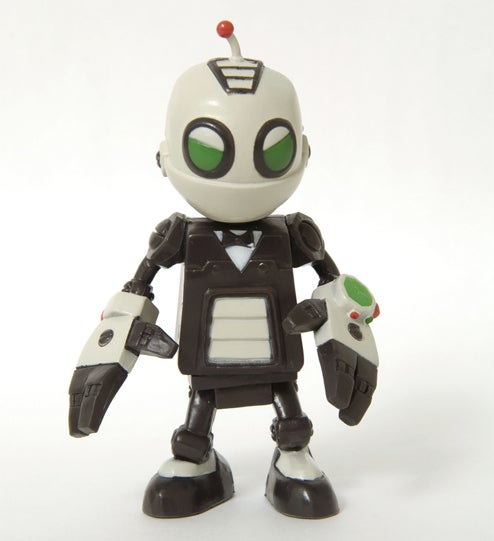 Clank Figure Acts As Bait For Game Purchase