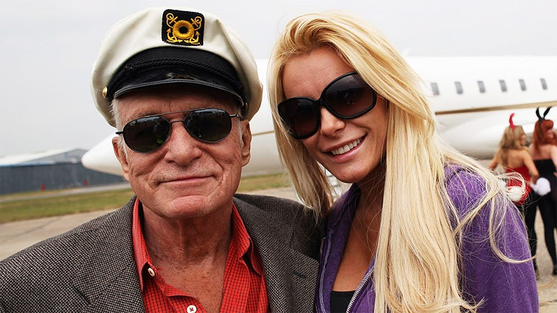 Hugh Hefner's Latest Child Bride Calls Off the Wedding
