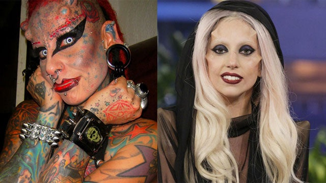 Vampire Woman to Lady Gaga: 'Let's Not Do Things Half-Assed'