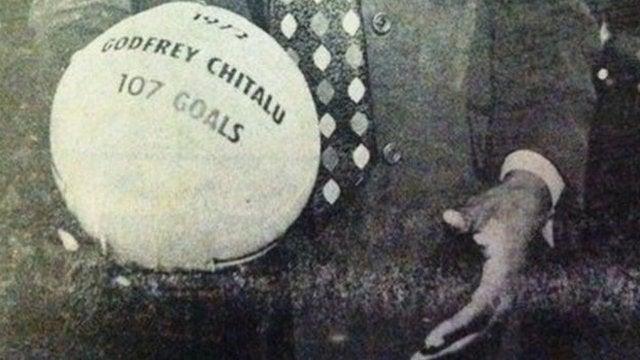 Meet Godfrey Chitalu, The Zambian Lionel Messi