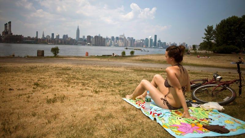 New York's Best 'Damn, It's Hot' Photos