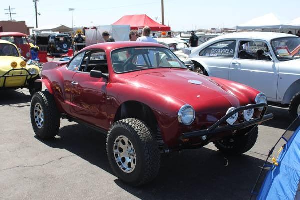 Found on Montana Craigslist: Baja Ghia Edition