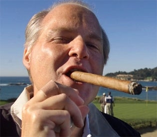 Rush Limbaugh Pursuing the Rams?