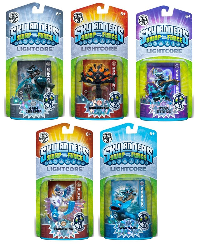 Skylanders: Swap Force Buyers' Guide: What You Need, What You Don't