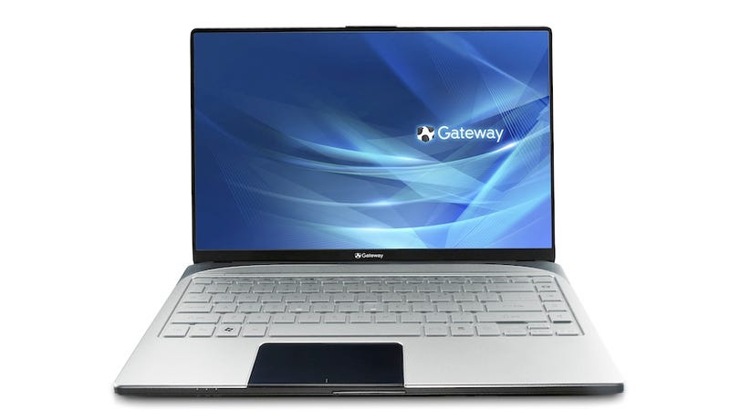 Gateway ID47 Crams More Screen Real Estate in a Smaller Body