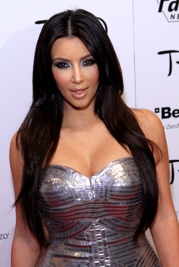 Kim Kardashian Is Recording An Album