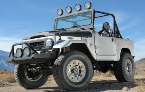 Cruiser for a Bruiser: TLC's SCORE Baja 1000 Limited Edition