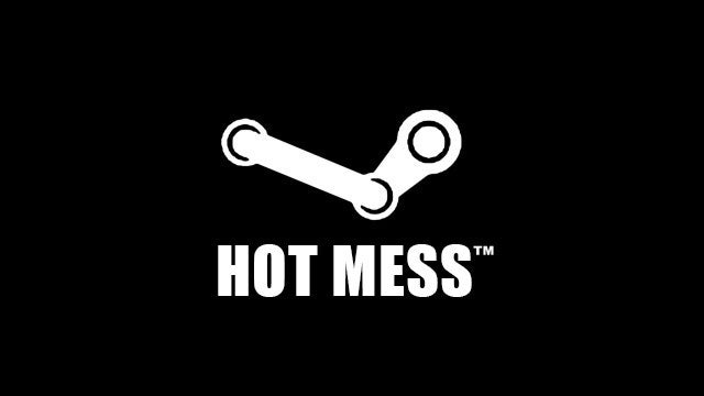Steam's Store Is A Hot Mess