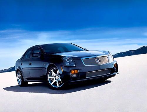 Blue Devil Caddy: A 600-hp Cadillac CTS-V?