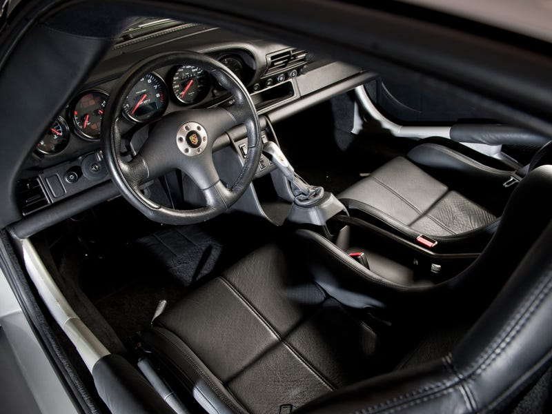 The 911 GT1 is still my Favorite Porsche Supercar