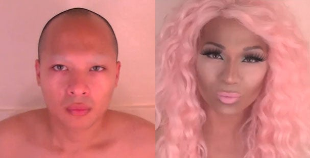 Mesmerizing: Watch This 'Drag Race' Contestant Turn Into Nicki Minaj