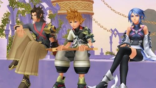 Kingdom Hearts: Birth By Sleep Review: Sleeper Hit