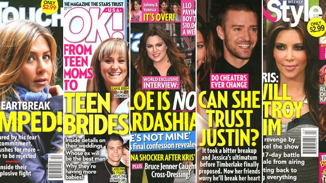 This Week in Tabloids: Jennifer Lopez Pays Her Boyfriend $10K a Week