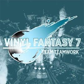 Final Fantasy VII & Rap Deals 9999 Damage
