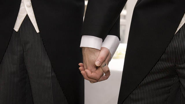 Legalizing Same-Sex Marriage Is Good For What Ails You