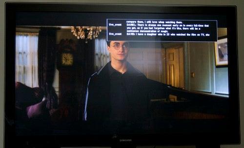 Harry Potter and the Half-Blood Prince Blu-ray Liveblog Now