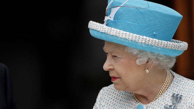 Dead Weirdo Was Stalking Queen of England This Whole Time