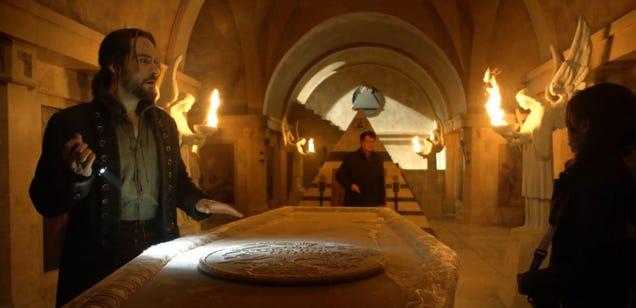 Sleepy Hollow Goes Full Masonic in its Season Finale