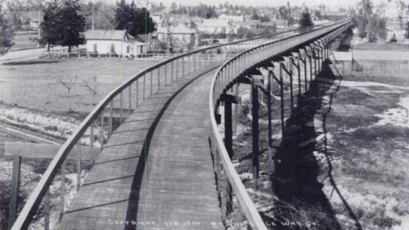 The Great California Cycleway That Never Was