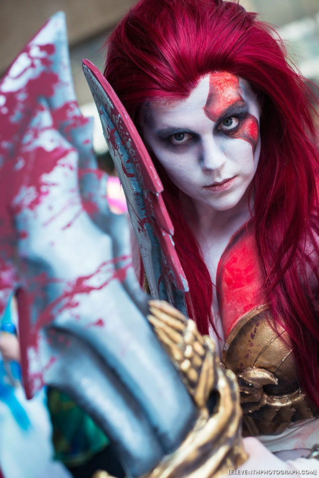 Ganon, Kratos, You Sure Look...Different