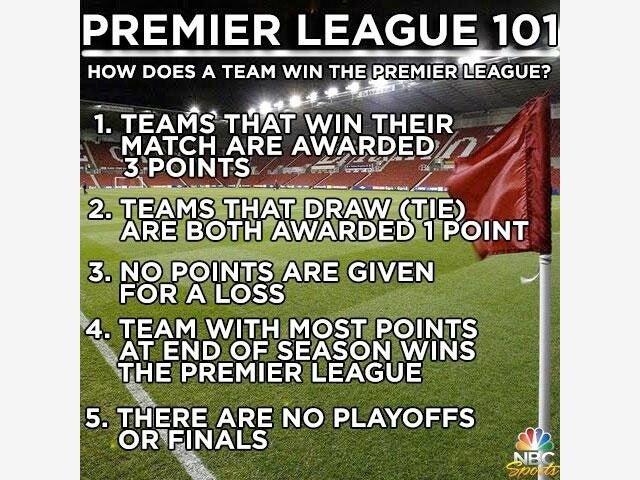 "The Perfect Response To NBC's ""Premier League 101"""