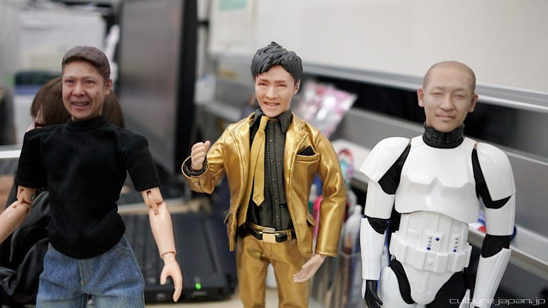 Your Face on an Action Figure? Badass