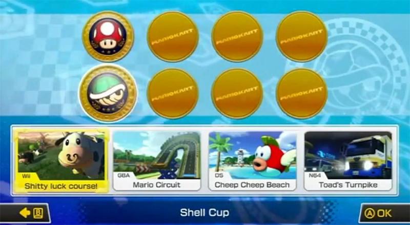 Modders Begin Hacking Into Mario Kart 8