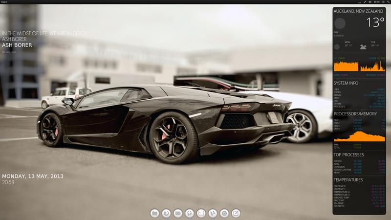 Lambo Desktop