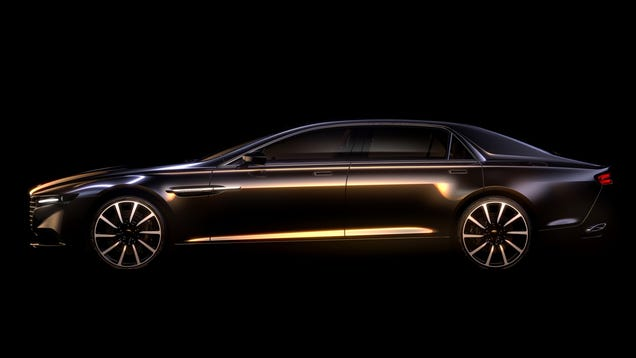 gaihgbkfxwvfo9swgbqq The Aston Martin Lagonda Is Four Doors Of Middle Eastern Opulence