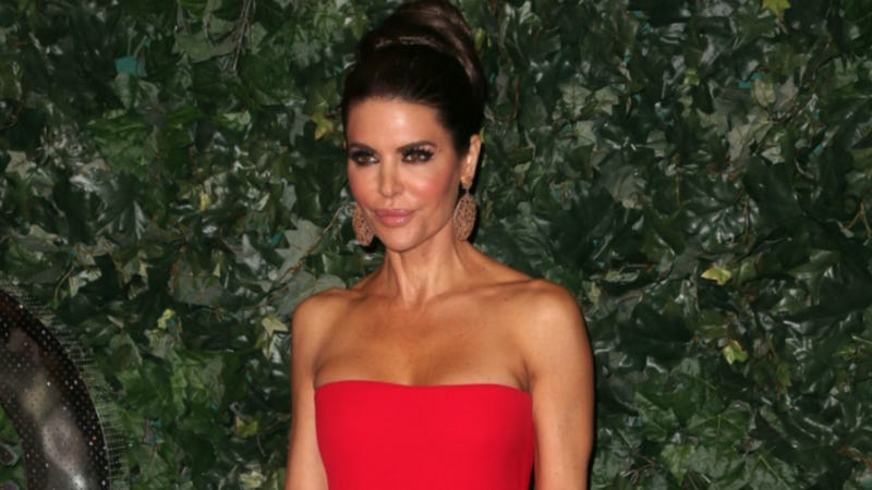 Lisa Rinna Wants to Know Who Keeps Mouthbreathing on Her Phone