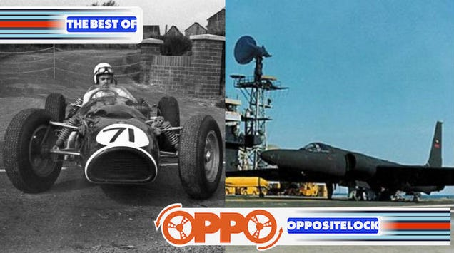The Only 4WD Car To Win A Formula 1 Race and An Icon Of The Cold War