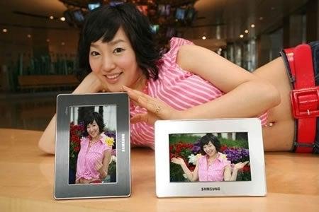Samsung SDP-07 Digital Picture Frame