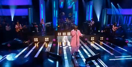Happy Weekend! Cee-Lo Performs Medley of Hits on Later With Jools Holland