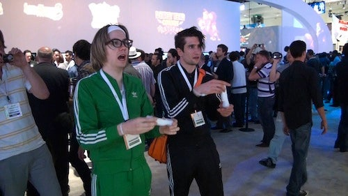 How I Didn't Get Killed At E3